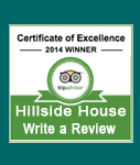 Write a review for Hillside House Guest House